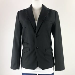 Volcom Corpo Black Blazer Size M